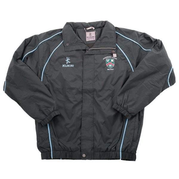 Strathearn Kukri Senior Rain Jacket by Podium 4 Sport