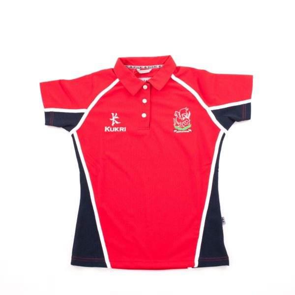 Wellington College Kukri Senior Girls Polo-0