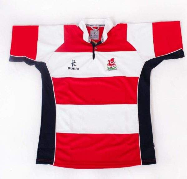 Wellington College Kukri Rugby Top Age 13-14-0
