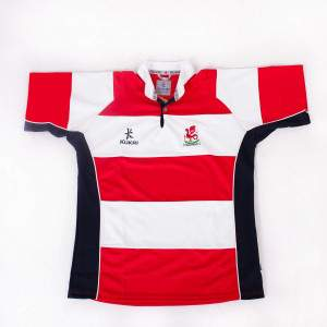 Wellington College Kukri Junior Rugby Top by Podium 4 Sport