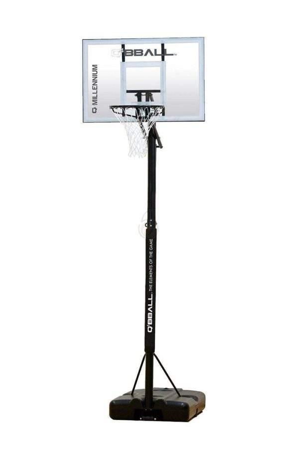NET1 Millennium Portable Basketball System by Podium 4 Sport