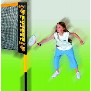 Bisi Badminton Net And Post Set 3m by Podium 4 Sport