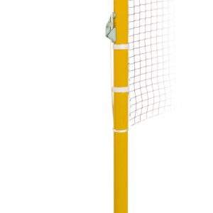 Harrod Floor Fixed Socketed Competition Badminton Posts-0