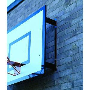 Harrod Wall Mounted Basketball Brackets by Podium 4 Sport