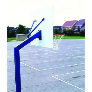 Harrod Permanent Mini Basketball Goals-0