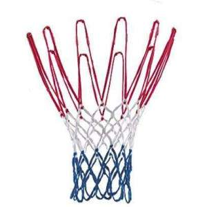 Red White And Blue Basketball Net by Podium 4 Sport