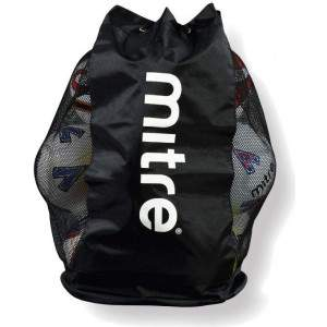 Mitre Mesh Panelled Ball Sack by Podium 4 Sport