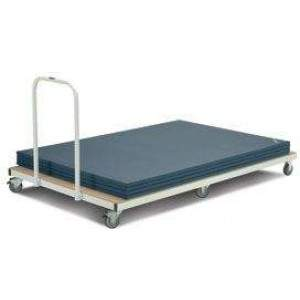 Horizontal Mat Trolley by Podium 4 Sport