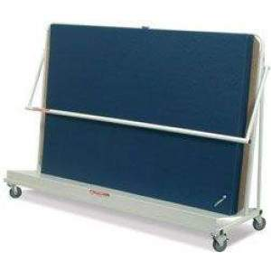 Inclined Vertical Mat Trolley by Podium 4 Sport