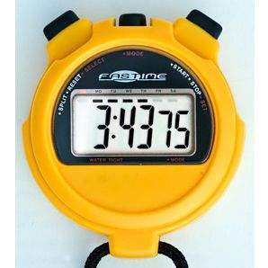 Fastime 1 Stopwatch by Podium 4 Sport