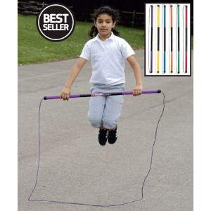 Super Jump Skipping Rope by Podium 4 Sport