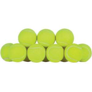 Practice Tennis Balls Pack of 12