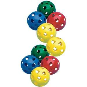 Gamester Perforated Balls by Podium 4 Sport