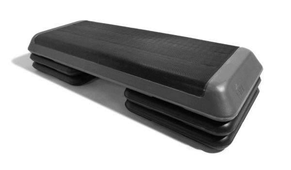 Jordan Black & Grey Aerobic Step-0