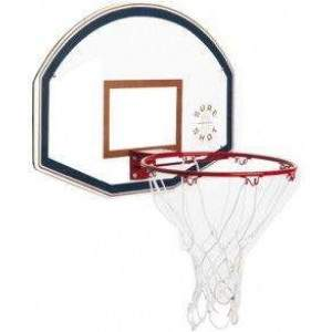Sureshot Backboard And Ring Set by Podium 4 Sport