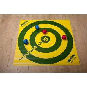 Bowls/Kurling Number Target by Podium 4 Sport
