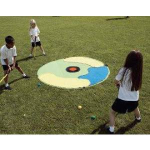 Pop Up Target And Golf Green by Podium 4 Sport