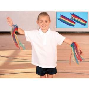 Spordas Dancing Wrist Scarves by Podium 4 Sport