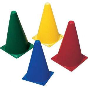 Marking Cones Set by Podium 4 Sport