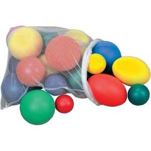 Bag of Soft Balls by Podium 4 Sport