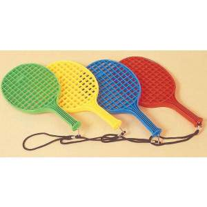 4 Colour Plastic Playbat Set by Podium 4 Sport