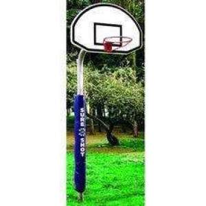 Basketball Pole Padding-0