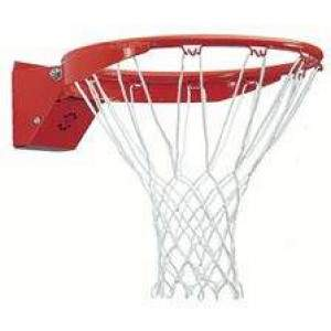 Pro Image Flex Deluxe Basketball Ring Net Set-0