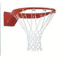 Heavy Duty Flex Basketball Ring-0