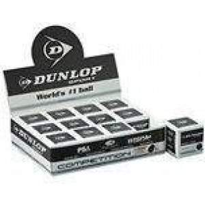 Dunlop Competition Squash Balls by Podium 4 Sport