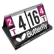 Butterfly Table Tennis Scoreboard-0