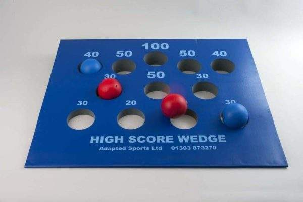 High Score Wedge by Podium 4 Sport