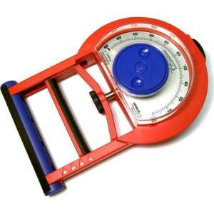 Grip Dynamometer by Podium 4 Sport