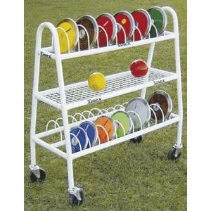 Discus/Shot cart by Podium 4 Sport