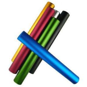 Aluminium Relay Batons by Podium 4 Sport