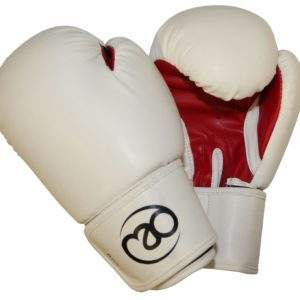 Fitness Mad Womens 8oz PVC Sparring Gloves -0