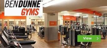 Ben Dunne gym installation by Podium 4 Sport