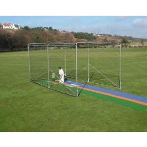 Harrod Premier Portable Aluminium Cricket Cage by Podium 4 Sport