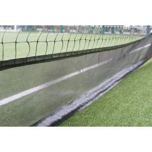 Harrod Black Bottom Band Cricket Netting by Podium 4 Sport