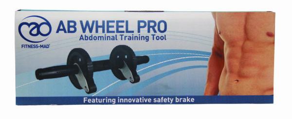 Fitness Mad Ab Wheel Pro-2672