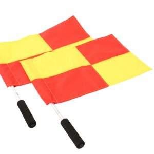 Harrod Linesman Flag Sticks by Podium 4 Sport