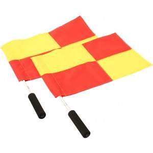 Harrod Linesman Chequered Flags by Podium 4 Sport