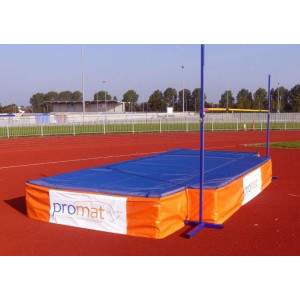 High Jump Landing Area With Cutouts by Podium 4 Sport