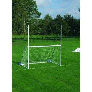 Harrod Junior Freestanding Steel Gaelic Posts-0