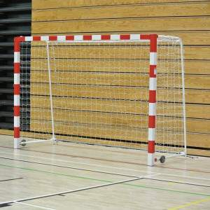 Harrod Steel Folding Handball Goals by Podium 4 Sport