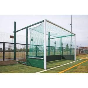 Harrod Fence Folding Hockey Net-0