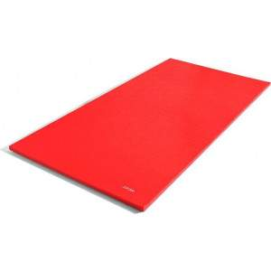 Jordan 40mm Red Stretch Mat by Podium 4 Sport