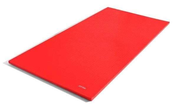 Jordan 40mm Red Stretch Mat by Podium 4 Sport