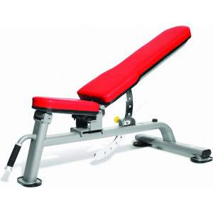 Jordan Adjustable Incline/ Decline Bench by Podium 4 Sport