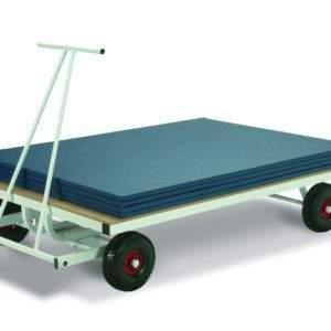 Harrod Super Heavy Duty Trolley-0