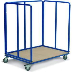 Harrod Aerobics Mat Trolley -0